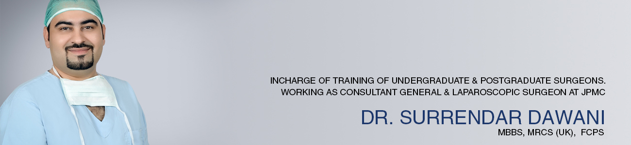 Dr. Surrendar Dawani